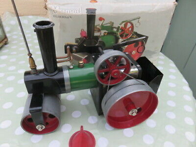 £25 • Buy Mamod Live  Steam Roller.. SPARES OR REPAIR.