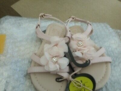 £2 • Buy Primark Size 7 Pink Childs Sandals New
