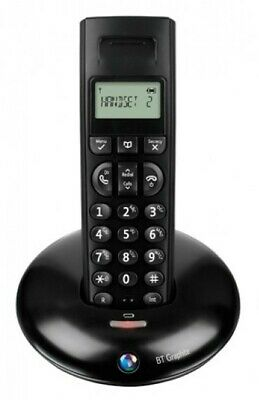 £15.99 • Buy BT Graphite 1100 1500 Cordless Phone Additional Handset 038556 039955 No Battery