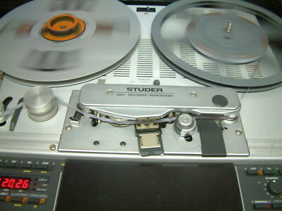 £2500 • Buy STUDER A807 Mkone Original 2ch Recorder 15ips Two Track Used 7899