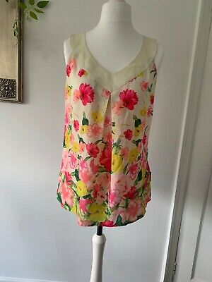 £5 • Buy Ted Baker Top 12. Typical Floral Print. Never Worn