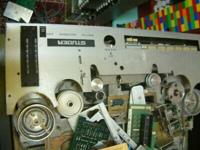 £400 • Buy Studer A80rc Mki/ii Front Cover Bbc Version Used 800