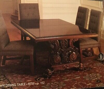 $2995 • Buy Mahogany Dining Table By Ralph Lauren
