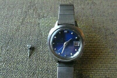 £9 • Buy Ladies Seiko Automatic Watch For Spares Or Repair