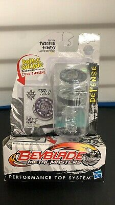 £76.23 • Buy Beyblade Metal Masters Twisted Tempo (Blemished Packaging)