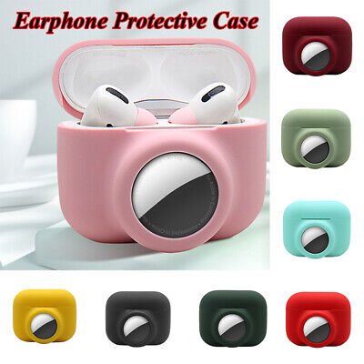 $ CDN8.64 • Buy Skin Headphone Case Colorful Cover Protective For AirPods/AirTags Earphone Case