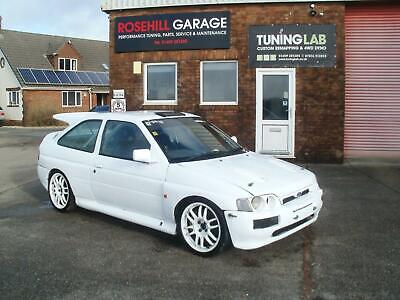 £33995 • Buy Ford 909 Escort Cosworth Track Rally 580hp 6 Speed Dog Box Log Booked Cage