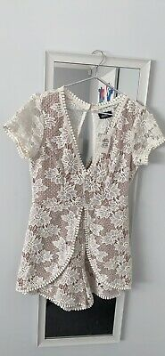 AU15 • Buy Dotti Jumpsuit Size 8. Brand New With Tags. RRP $79.95. Perfect Condition.