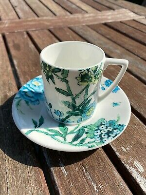 £24.99 • Buy Jasper Conran At Wedgwood Chinoiserie White Espresso Cup & Saucer