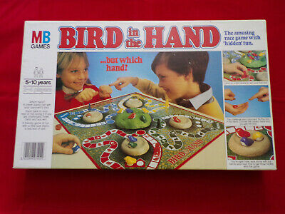 £10.99 • Buy Bird In The Hand Vintage MB Board Game 1984