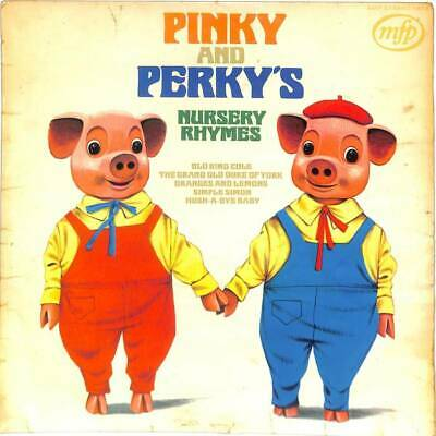 £7.99 • Buy Pinky And Perky Pinky And Perky's Nursery Rhymes UK LP Album 1970 MFP1413 33 EX