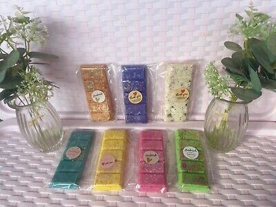 £2.65 • Buy Highly Scented Soy Wax Melt Snap Bars CHOICE OF OVER 190 SCENTS