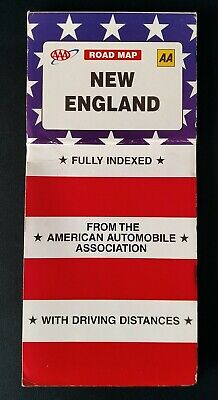 £4.99 • Buy American Automobile Association Road Map: New England (2003).