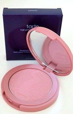 £12.99 • Buy Tarte Amazonian Clay 12 Hour Blush 5.6g 'Paaarty' Full Size Brand New And Boxed