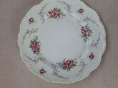 £8 • Buy Royal Albert Tranquility Salad Starter Plate. 20cms. 1st Quality. Good Cond.