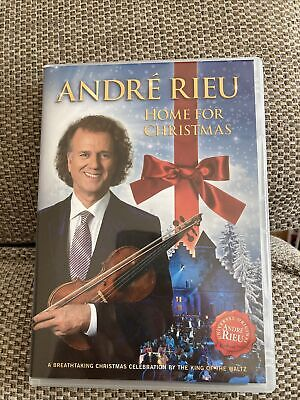 £5 • Buy Andre Rieu Home For Christmas