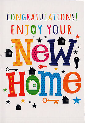 £1.79 • Buy New Home Card Male Brother Friend Son Female Sister Daughter