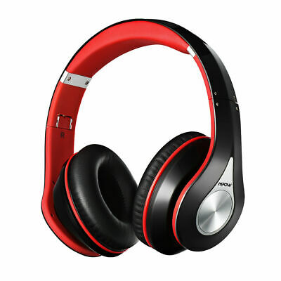 £36.75 • Buy Mpow 059+ Wireless Bluetooth 5.0 Over Ear Headphones Noise Cancelling Headset