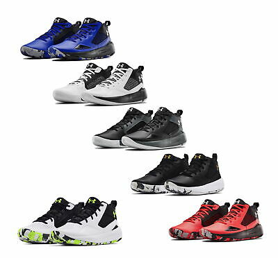 $59.95 • Buy Under Armour Adult UA Lockdown 5 Basketball Shoes - 3023949 - New 2021