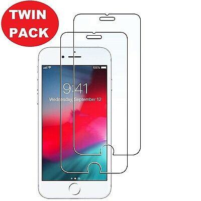 £1.89 • Buy For IPhone 7 6 6s 8 Plus SE 2 2020 Gorilla Tempered Glass Screen Protector