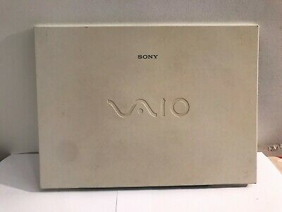 £6.99 • Buy Sony Vaio VGN-N38E, N31S PCG 7Y1M Top Screen Rear Lid Cover