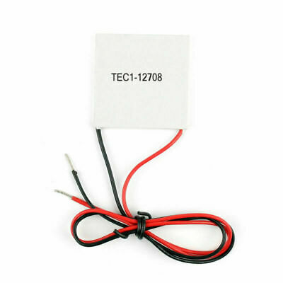 £7.98 • Buy TEC1-12708 Thermoelectric Cooler Cooling Peltier Element Plate Module. UK