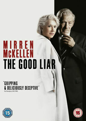 £3.75 • Buy The Good Liar - (helen Mirren)  (dvd) New And Sealed