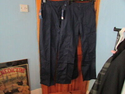 £7.99 • Buy MENS PORTWEST WORK TROUSERS X2