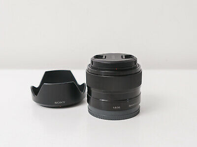 AU445 • Buy Sony E 35mm F1.8 OSS Lens ~Excellent Condition