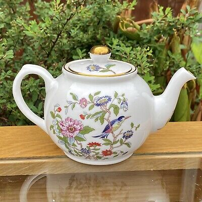 £65 • Buy Aynsley Pembroke Very Pretty Small Individual Teapot - Made In England