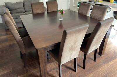 AU300 • Buy Dining Table With 8 Chairs