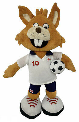 £4.99 • Buy Come On England National Football Team World Cup Euro Mascot Plush Soft Toy 12