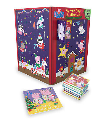 £17.99 • Buy  Peppa Pig: 2021 Advent Book Collection Paperback – 2 Sept. 2021 0241533961