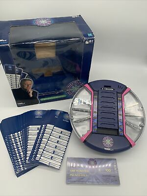 £34.99 • Buy Who Wants To Be A Millionaire Tiger Electronic Games  100% COMPLETE Part Sealed