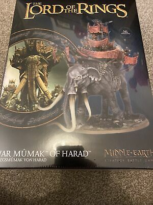 £64.99 • Buy Middle-Earth/Lord Of The Rings: War Mumak Of Harad, LOTR Minatures