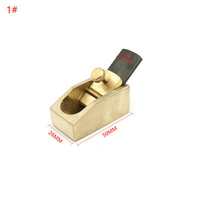 £8.99 • Buy One Rare Brass Flat Bottom 50mm Plane Violin Making Tool ,Woodworking Tools