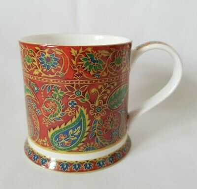 £9.99 • Buy Past Times Collection By Queens Fine Bone China Eastern Treasures Decorated Mug