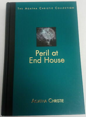 £6 • Buy The Agatha Christie Collection - #15  Peril At End House - HB