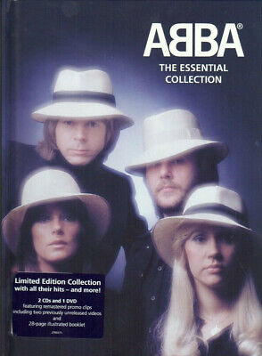 £49.99 • Buy ABBA - The Essential Collection: Deluxe Edition - UK CD/DVD Box Set 2012