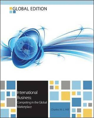 £6 • Buy International Business By Charles W. L. Hill (Paperback, 2012)