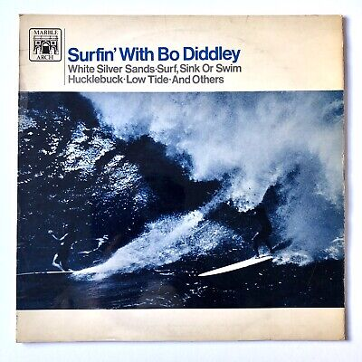£7.50 • Buy Bo Diddley - Surfin' With Bo Diddley Vinyl LP, Marble Arch 1967