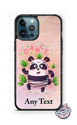 £10.15 • Buy Panda Bear Animae Funny Dance Animal Personalized Phone Case Cover - Cute Gift
