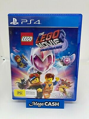 AU16 • Buy Lego Movie 2 The Videogame PS4 Game