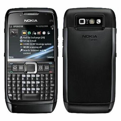 £63.45 • Buy Nokia E71-1 Qwerty Cell Phone Rogers Chatr Bell Telus Koodo Fido Lucky Mobile+++