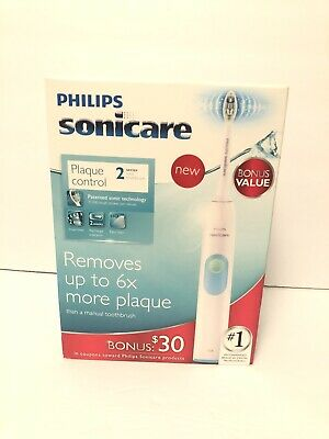 AU47.92 • Buy Philips Sonicare Series 2 Hx6211 Plaque Control Rechargeable Toothbrush, New