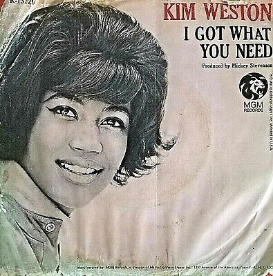 £10 • Buy Northern Soul Kim Weston I Got What You Need VG+ Condition