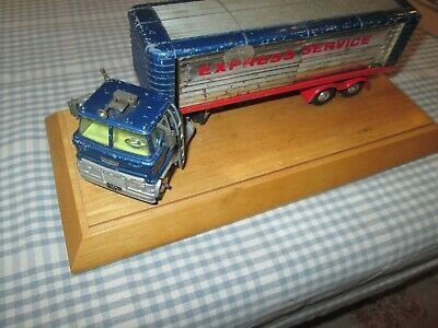 £14.50 • Buy Corgi Major  No.1137- Ford Articulated Truck & Express Service Trailer-Unboxed