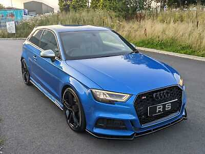£0.99 • Buy *now Sold *2017 Audi S3 2.0t Quattro S Tronic Rare Rs3 Crystal Ara Blue Px Swap