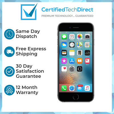 AU134 • Buy Apple IPhone 6S 32GB Grey A1688 Unlocked (Great Condition) 12 Month Warranty