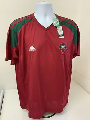 £29.95 • Buy Adidas Morocco Football Shirt Size Extra Large (XL) New With Tags